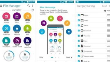 Asus File Manager free download for Android