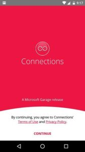 Microsoft connections app review