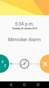 alarm app free download Android