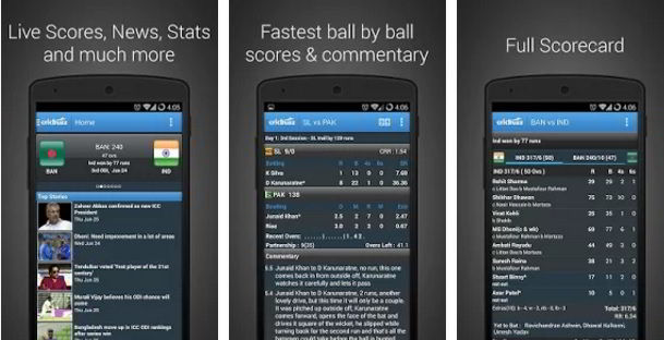 cricbuzz app android free download