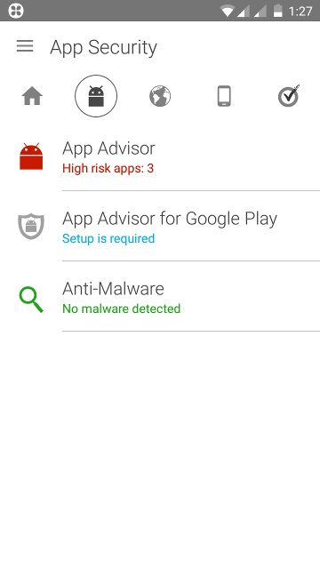 app security android