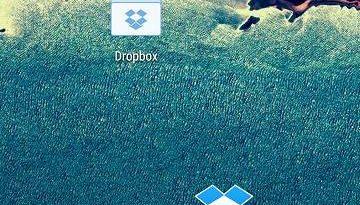 dropbox widget
