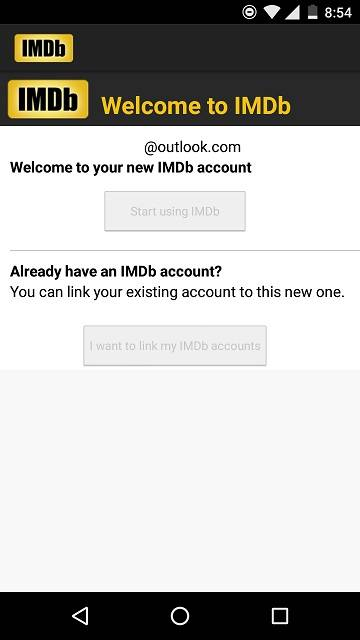 IMDB app : get latest movie details, TV shows and ratings