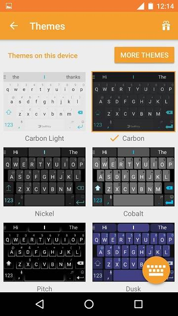 Swiftkey Keyboard for Android : Review and Full Features