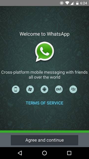 WhatsApp is the best messaging app for Android and iPhone
