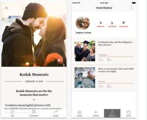 Kodak Moments app download