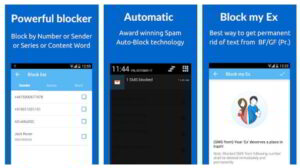 SMS Blocker Android app free download