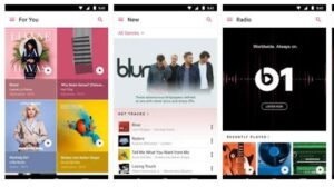 download apple music app for Android