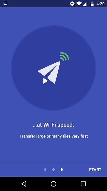 Xender app : Powerful file sharing tool for PC and phone