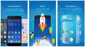 download CM launcher 3d app apk