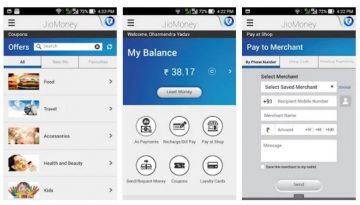 Reliance JioMoney app download
