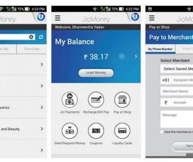 Reliance JioMoney app download