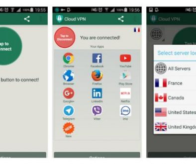 cloud vpn review for Android download