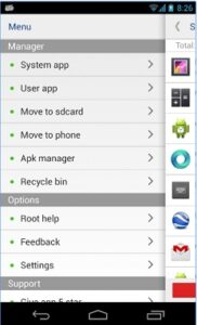 system apps remover APK Android