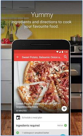 cr2 : best recipe apps 2016