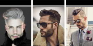 men hair style app