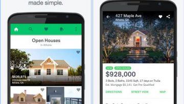 trulia best real estate apps 2016