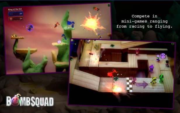 BombSquad : top games like Mini Militia
