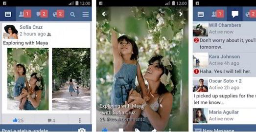 FB Facebook lite for PC