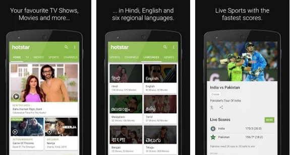 download hotstar for PC Windows computer