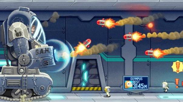 jetpack joyride : best games like subway surfers