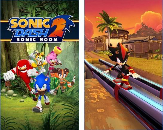 sonic dash 2 : best games like Subway Surfers