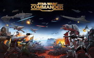 star wars commander : top games like clash of clans