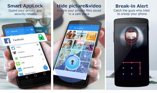 ALP - best app locks for Android