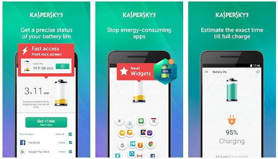Kaspersky Battery Saver