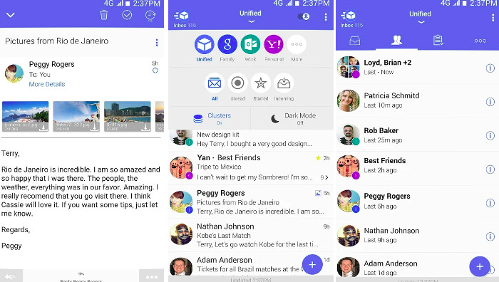 Best Android Email Apps (2019)