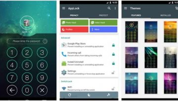 best Android applock 2016