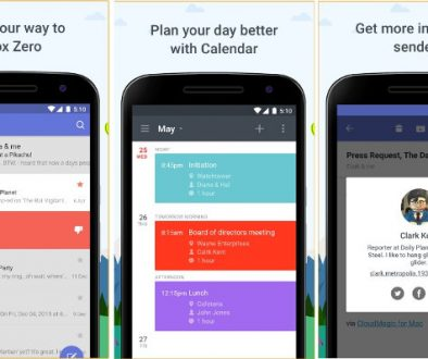 cloudmagic - best email apps for Android