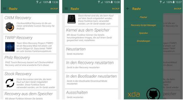 Image result for rashr android