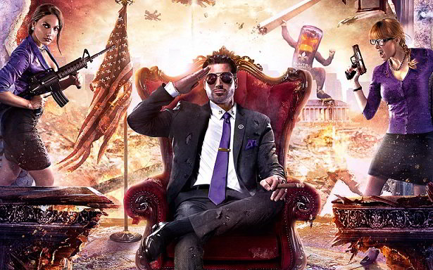 saints row 4 : games like GTA for PC