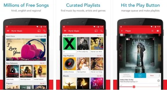 wynk : best apps to download songs