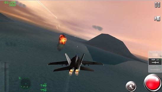 air navy fighters lite : best Android Simulation Games