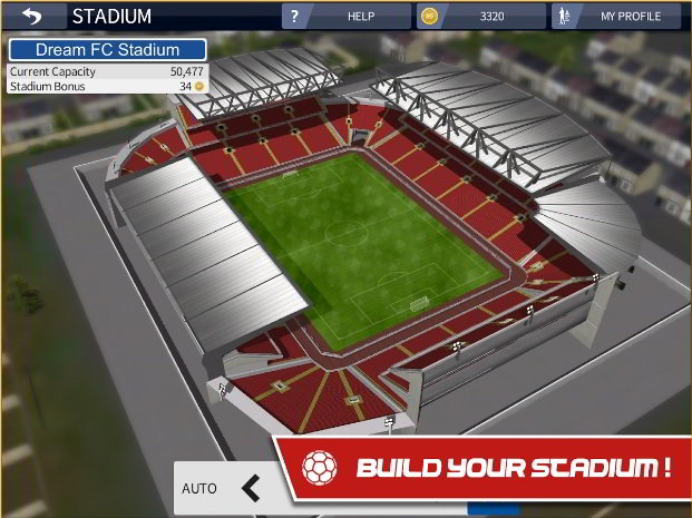 Dream Soccer League : best Android football games