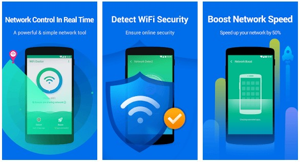 WiFi Doctor - best wifi signal booster app for android