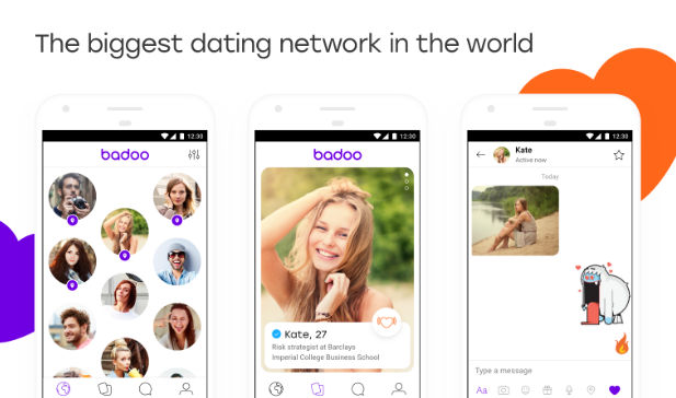 badoo - best dating apps for iphone and android