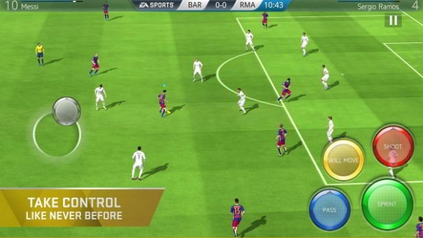 fifa 2016 - best football games for Android