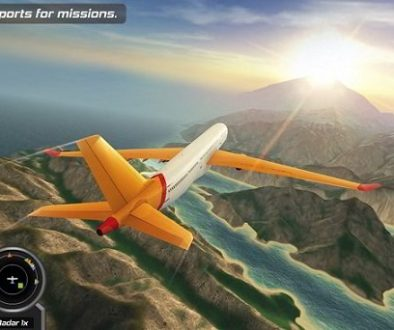 flight simulator game for Android free download
