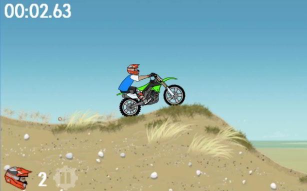 moto x mayhem best Android Bike racing games