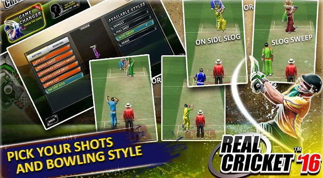 RC2016 2016 - best cricket games