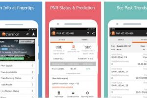 trainman - pnr status check app free download Android
