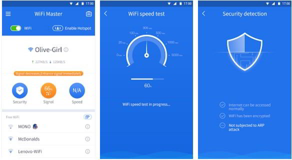 wifi master tools for Android