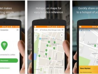 How to use Jionet app to find JIO hotspot locations on PC or Phone?