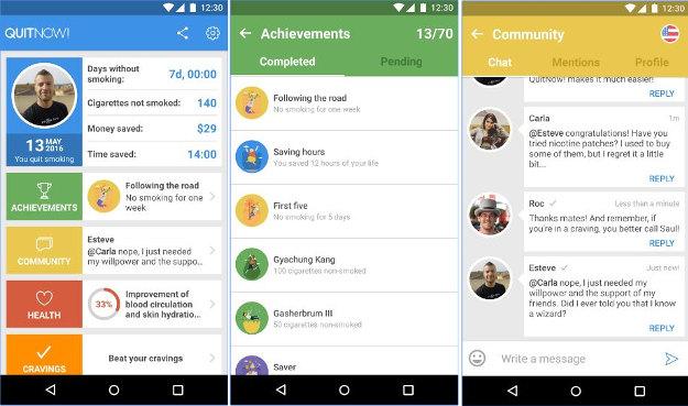quitnow - best quit smoking apps