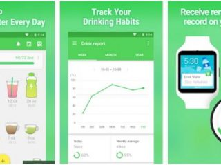 Best water drinking reminder apps for Android