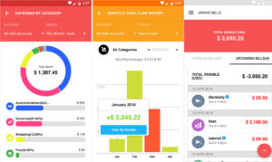 expense iq - free Android budget app 2016