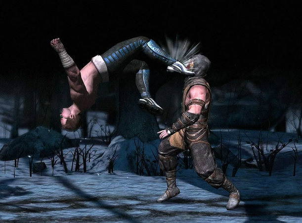 mortal kombat x - best fighting games for Android
